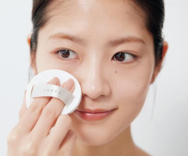 STEP8|マスク着用の日はフェイスパウダーを