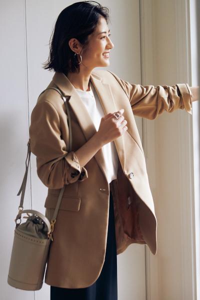 【9/29のコーデ】仕事で好印象を狙うならやっぱりジャケットスタイル!