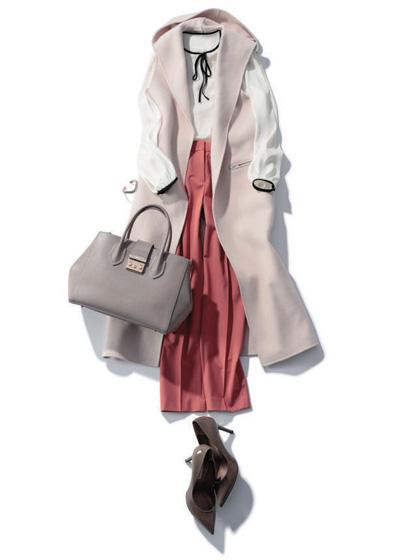 【1/23のコーデ】「はじめまして」の日は、相手を意識した服選びで