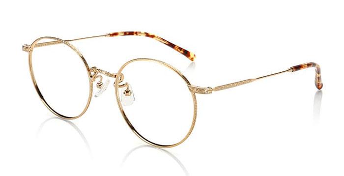 顔型別で似合うメガネを探す!