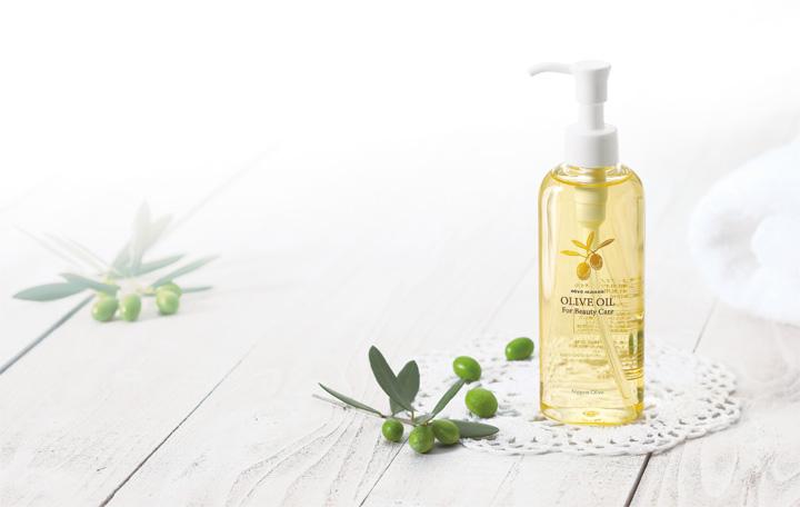 オリーブマノン|化粧用オリーブオイル