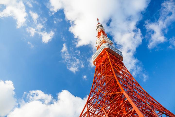 東京 タワー なぜ 赤い