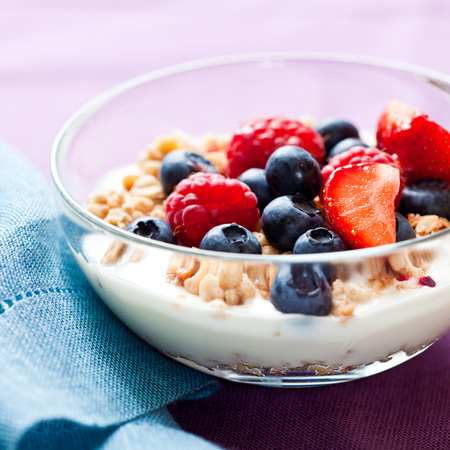 【1】朝食をきちんと食べる
