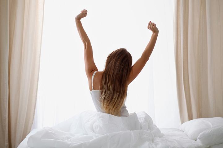 【3】毎晩質の良い睡眠を取る
