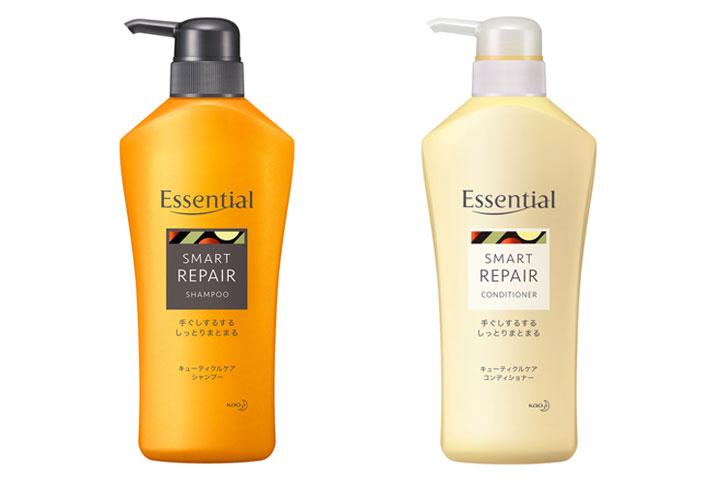 痛みによる髪のからまりやパサつきを補修|エッセンシャル