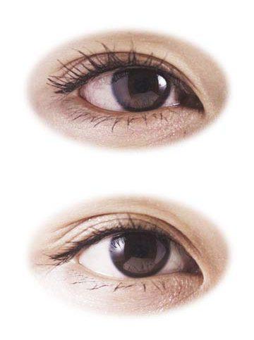 白目の透明感で見た目印象も変わる